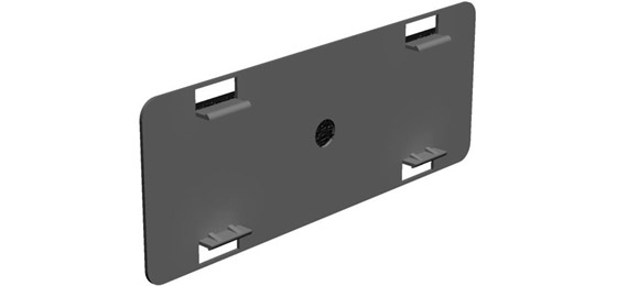 Platform, Adhesive Backing Plate Kit