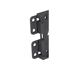 Bracket, flat, with Long Universal Platform, Kit