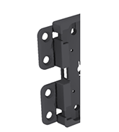 Bracket, stepped, 25 - 150mm, with Long Universal Platform, Kit