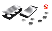 Platform, Flexiplate, Sizes 2F, 4F and 12F NEO Magnet Kit
