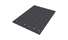 Bracket, Extender Bridge, Rigid