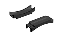 Platform, Flexiplate, 2F, 4F and 12F, Insert, Rubber, Strap Guide (pair)